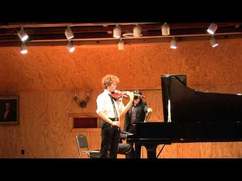 Barber Violin Concerto Op.14