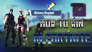 HOW TO WIN IN FORTNITE SOLO DUO & SQUAD - SECRET Fortnite Tips & Tricks - Fortnite Guide To Winning