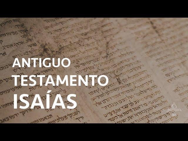 Isaías - Samuel Barceló