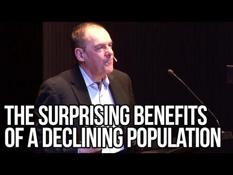 The Surprising Benefits of a Declining Population   John Ibbitson