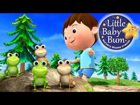 Billy Boy | Nursery Rhymes | By LittleBabyBum!