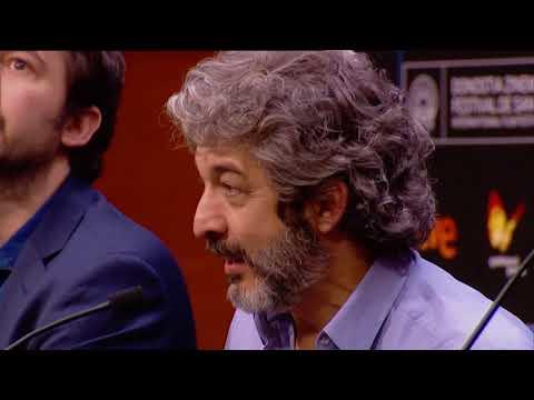 RICARDO DARÍN Y ELENA ANAYA RESPONDEN A APETECE CINE