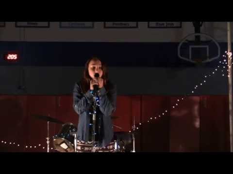 Holton Middle School Karaoke Contest