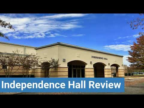University of Arkansas Community College Batesville Independence Hall Review