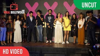UNCUT - XXX Uncensored Official Trailer Launch | ALTBalaji | Shantanu Maheshwari, Rithvik Dhanjani