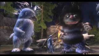 Where the Wild Things Are Wii Trailer