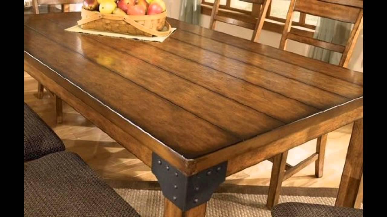 Rustic Dining Room Tables Ideas
