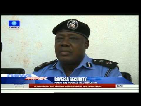 Bayelsa Security: Engine Boat Owners To Register Vessels 10/08/15