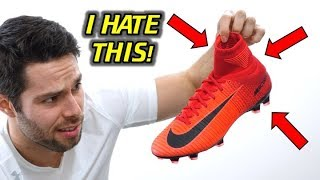 THIS NEEDS TO STOP! - TOP 5 SOCCER CLEAT TRENDS THAT I HATE!