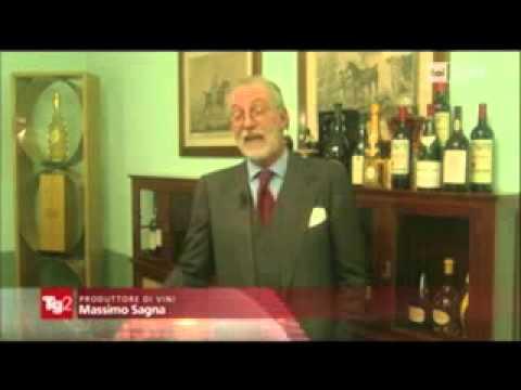 Massimo Sagna parla del lusso a Costume & Società su RAI2