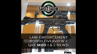 KWA Shot Show '19 Video