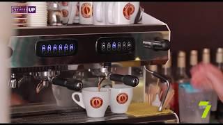 видео Мини кофейня (кофе с собой) через 3 месяца после открытия, отзыв владельцев о MY COFFEE