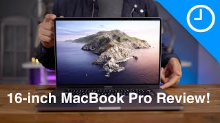 Review: 16-inch MacBook Pro. The best MacBook Pro ever?