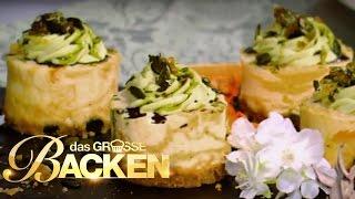 Käsekuchen kreativ interpretiert- VERKOSTUNG | Das große Backen 2016