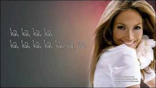 Jennifer Lopez feat. Pitbull - On The Floor Lyrics HD +download!
