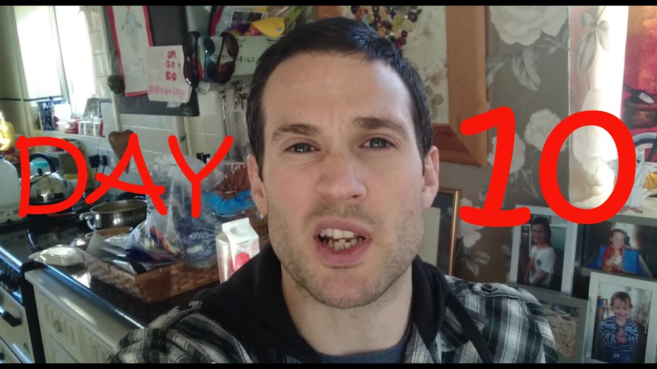 DAY 10 - The 10 Day Juicing Diary! Review & Thoughts!