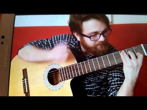 CEM KORKMAZ'ın ORKUN IŞITMAK'a Gitar çalması