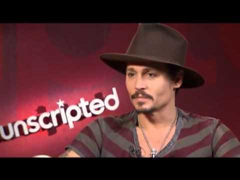 Sweeny Todd  Unscripted  Johnny Depp, Tim Burton