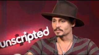 'Sweeny Todd' | Unscripted | Johnny Depp, Tim Burton