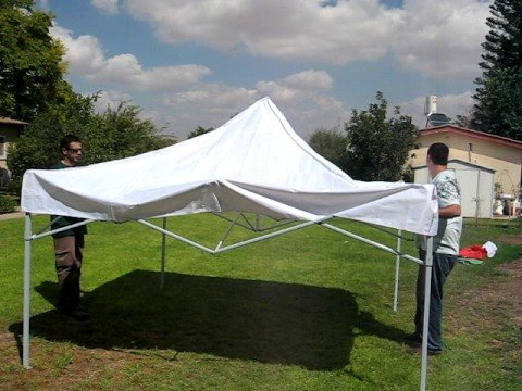 Z Shade Instant Gazebo Instructions