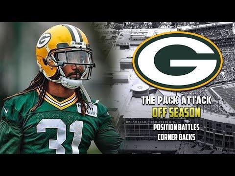 Green Bay Packers   Off Season   Position Battles - Corner Backs
