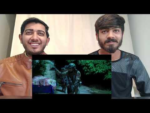 URI | Official Trailer REACTION | Vicky Kaushal, Yami Gautam, Paresh Rawal | Aditya Dhar | In Hindi