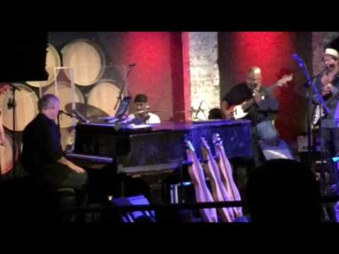 Sonny Emory Being Amazing - Bruce Hornsby and the Noisemakers 5/29/17 and 5/30/17 City Winery NYC