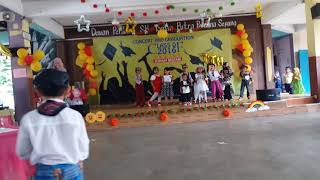 Khalish Muqri fashion show 2016 Johan kids