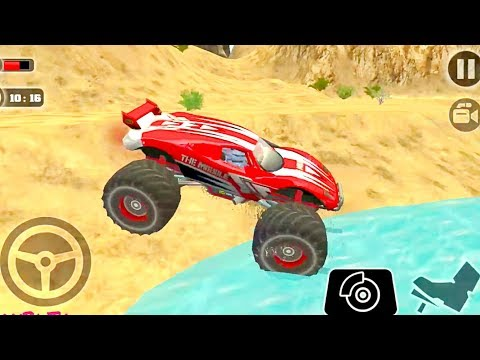 Off road Monster Truck Derby - Monster Trucks for Kids Games Simulator #q | Android GamePlay FHD