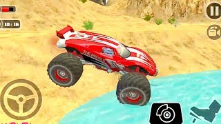 Off Road Monster Truck Derby - Car Games Simulator - Bambi Tv - Android Gameplay