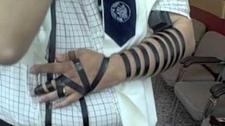 Cómo hacer los nudos de la mano: tradición sefaradí, yemenita, jasídica. (parte IV)