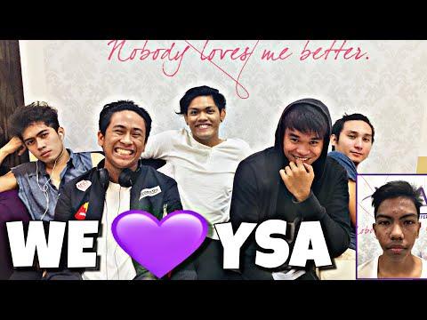 WE LOVE YSA!