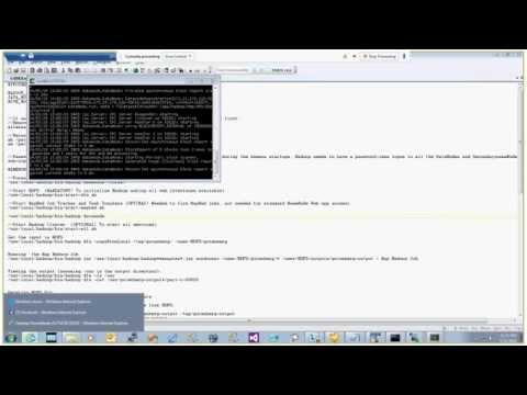 Set up a multi-node Hadoop cluster on Linux