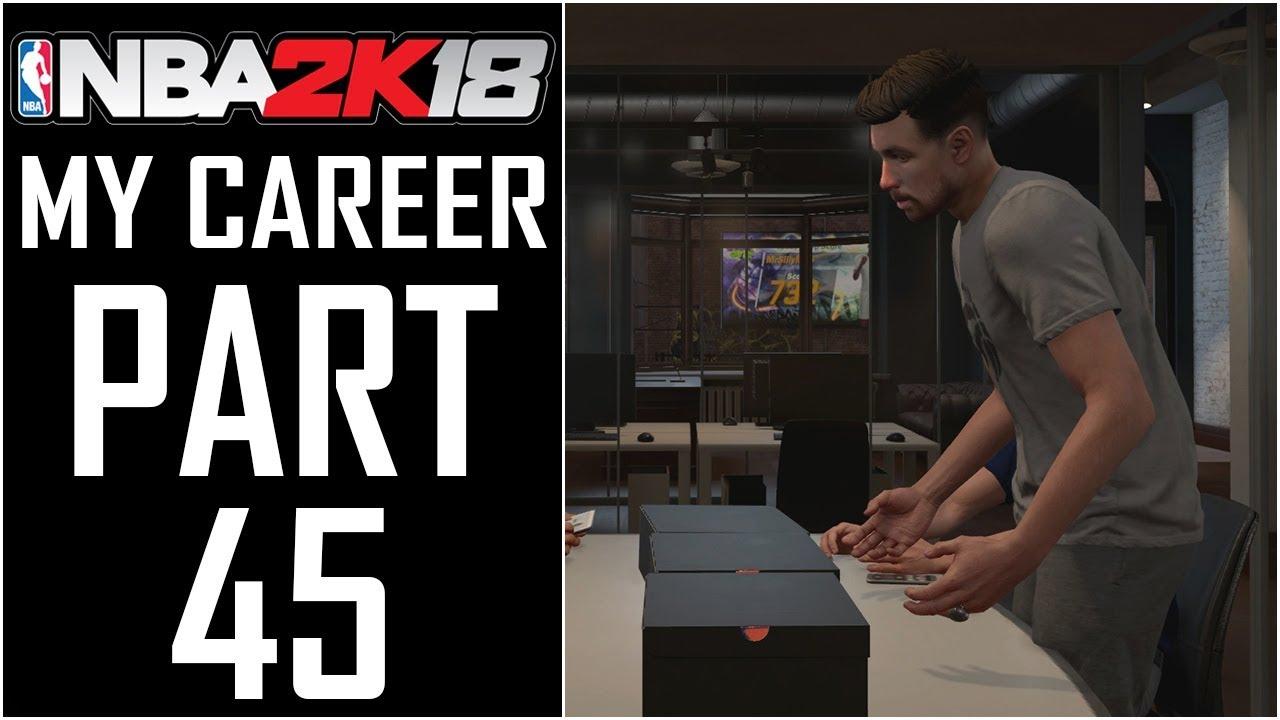 NBA 2K18 - My Career - Let's Play - Part 45 -
