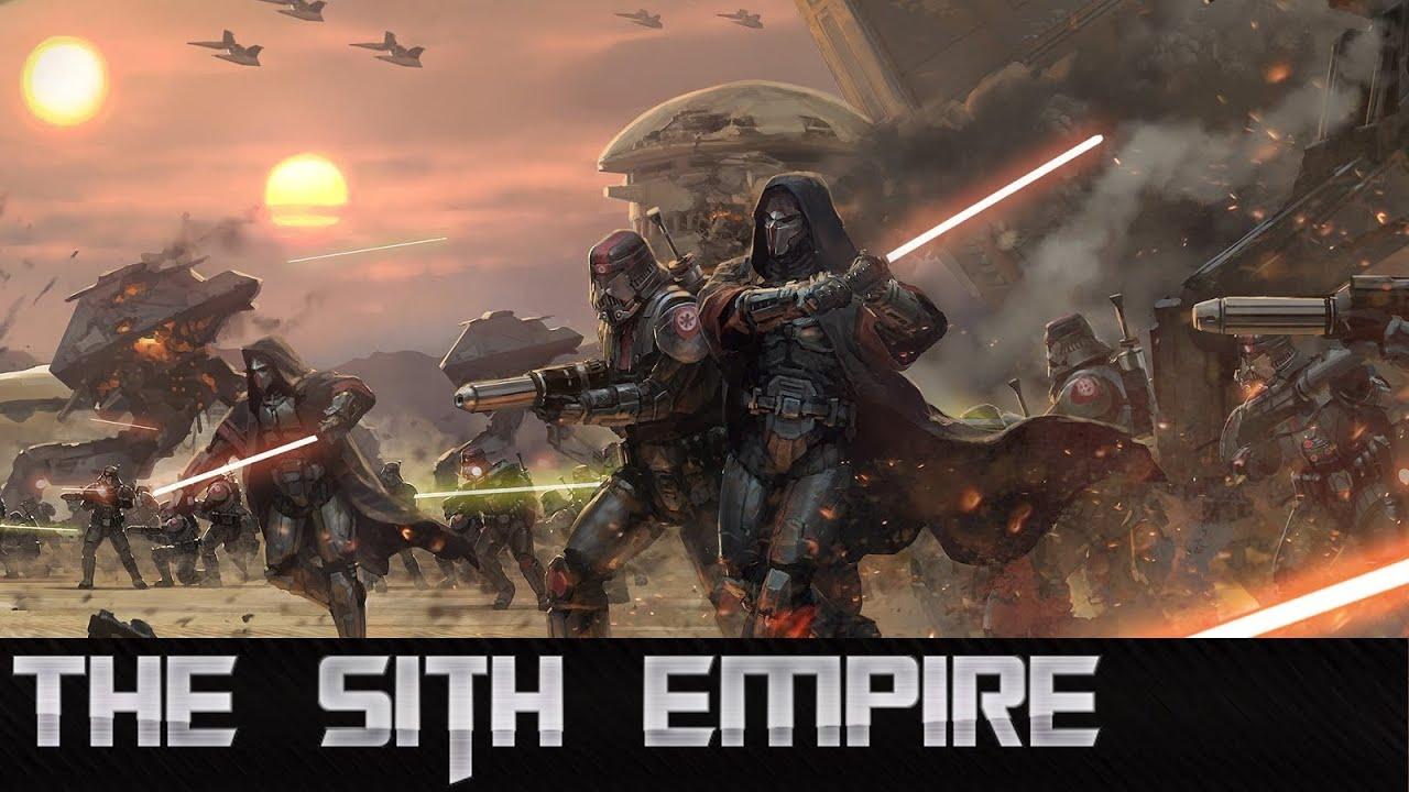 Star Wars Lore The Sith Empire Finale