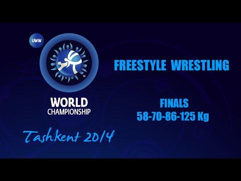 LIVE FS Tashkent 08.09.2014 - World Championship 2014 - Tashkent (UZB)