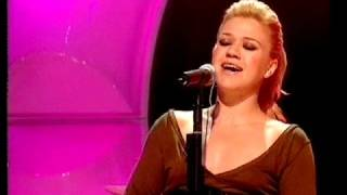 Kelly Clarkson : Because Of You.LIVE.HQ. Totp.(2005)