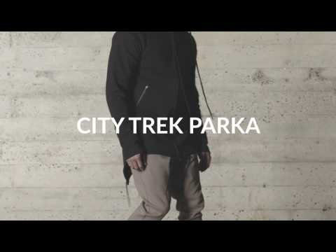 Aesthetic Revolution | City Trek Parka