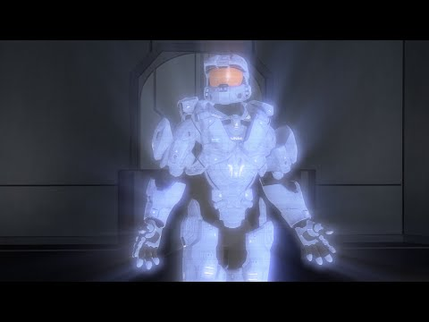 Red vs Blue - AMV - Contact (Redux) - Epsilon Church Tribute