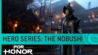 For Honor Trailer: The Nobushi (Samurai Gameplay) - Hero Series #10 [US]