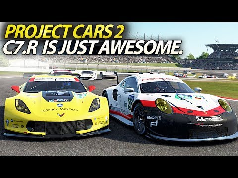 Project Cars 2 Multiplayer: Now THIS is why i do online lobby races
