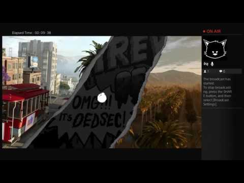 THIS GAME IS A GIFT! Watch Dogs 2 w/Baker-P-I