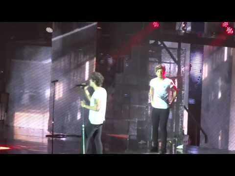 One Direction -  Rock Me - Hamburg, 12.05.2013
