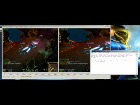 league of legends -Compress a huge file without quality lost - HD 720p - 2323 mb to 54 mb -