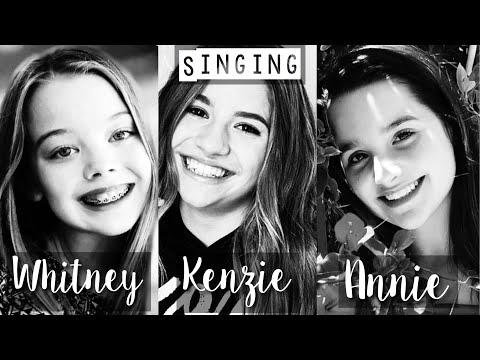 Whitney Bjerken   Kenzie Ziegler   Annie LeBlanc   SINGING   April Bradley