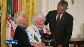 Top Photos: Obama Awards Medal of Honor to WWI Soldiers