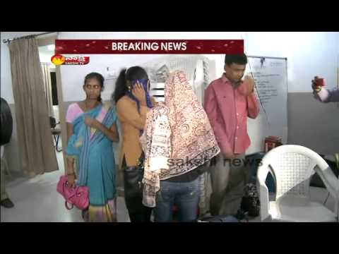 Hitech Prostitution In Hyderabad Ten Girls Arrested