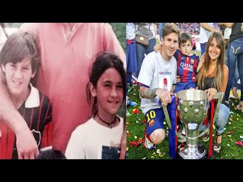 The true love story between Leo Messi and Antonella Roccuzzo|Celebrity Magazines