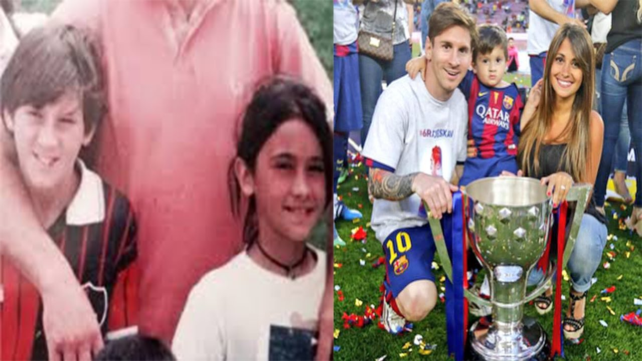 the true story between leo messi and antonella