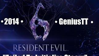 "Como solucionar el ERROR de Resident evil 6 ""Failed To Initialize Steam"" HD"